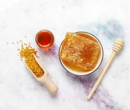 Benefits of Organic Healthy Honey
