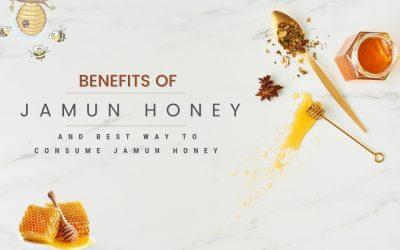 Benefits Of Jamun Honey And Best Way To Consume Jamun Honey