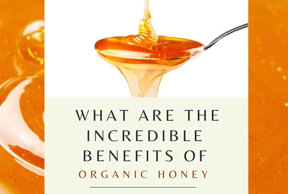 What Are The Incredible Benefits Of Organic Honey