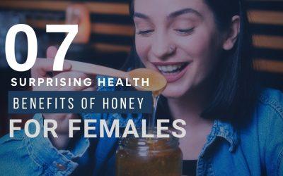 7 Surprising Health Benefits Of Honey For Females