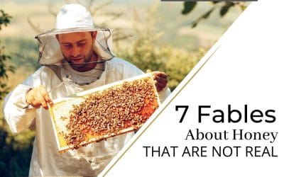 7 Fables About Honey That Are Not Real